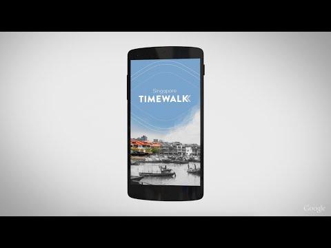 Google - Singapore Time Walk