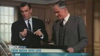 JAMES BOND: 007's Fantastic Film Spy Gadgets !
