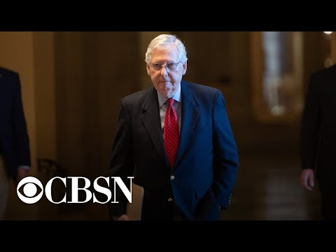 Congress gridlocked over additional coronavirus aid (Video)