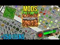 Pack de mods para minecraft pe 1.10.0.4/1.9 - como instalar mods minecraft pe (pocket edition) android