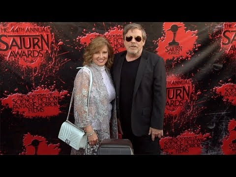 Mark Hamill and Marilou York 2018 Saturn Awards Red Carpet