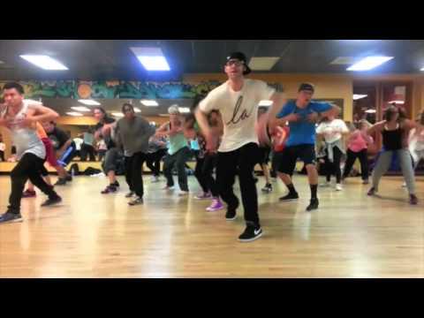 "Chris Urteaga Hip Hop ""Find You"" Zedd Official Choreography"