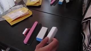 Набор для ухода за ногтями с алиэкспресс
