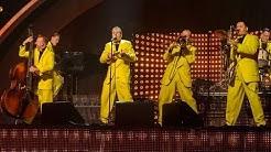 The Jive Aces Bare Necessities - Britain's Got Talent 2012 Live Semi Final - UK version