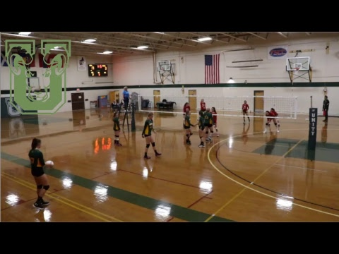 Womens Volleyball Unity College vs. Central Maine Community College
