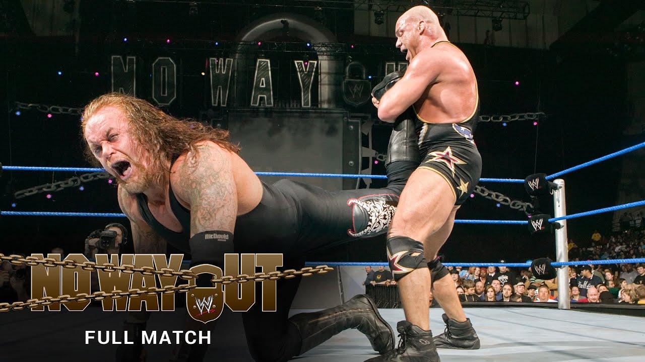 Download FULL MATCH: Kurt Angle vs. Undertaker – World Heavyweight Title Match: WWE No Way Out 2006