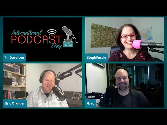 Expat Podcasters in Asia - Steph, Greg, Eric - Asia/North America
