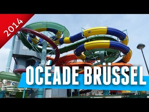 Awesome water slides - Océade Brüssel! (2014 GoPro Hero 3+ Edit)
