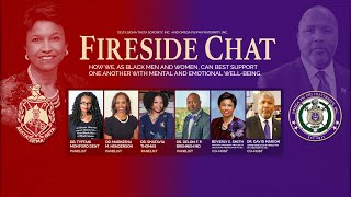 MENTAL HEALTH FIRESIDE CHAT | DELTA SIGMA THETA