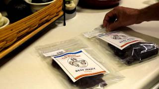 Mahlon The Butcher's Beef Jerky