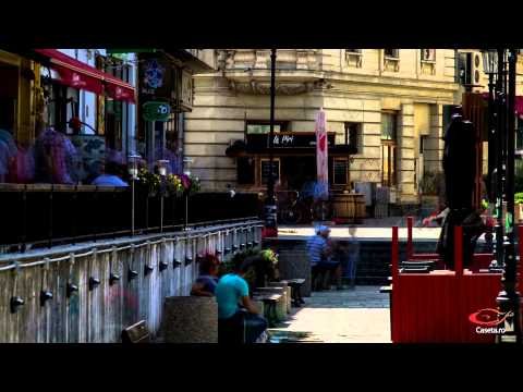 Bucharest Old City becomes New City Video