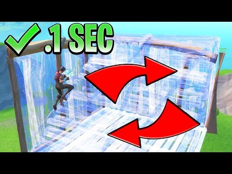 BEST Console 90's Tutorial! How to Build Faster in Fortnite (Ps4/Xbox Building Tips & 90's)