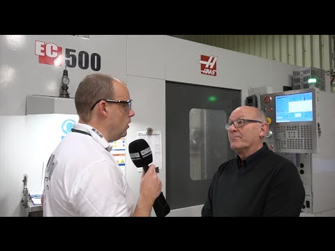 Titan Motorsport talks about their Haas CNC machining centres and lathes