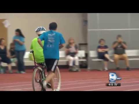 RIT on TV: Bike camp