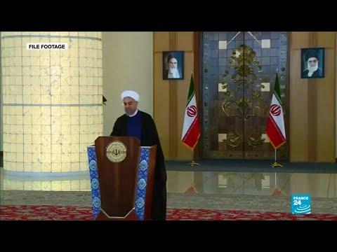 Iran breaches uranium limit set by 2015 nuclear deal