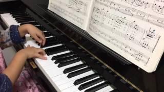 2016.12 年中 5才 ピアノランド3を修了したものの、演奏の記録を全く残...