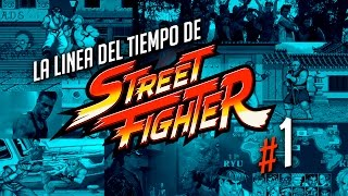 Timeline: Street Fighter