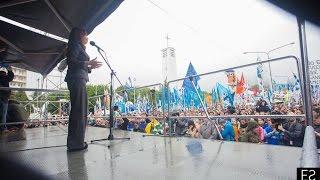 Discurso de Cristina Kirchner en Comodoro Py