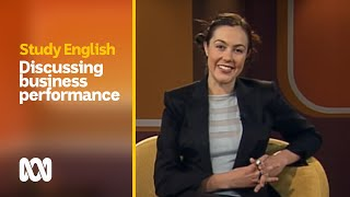 Study English - Series 1, Episode 3: Company Growth
