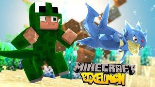 Minecraft Pixelmon - WONDER BATTLE WITH TINY TURTLE! #15