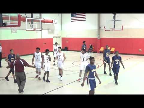 2nd-Qt Eagle Academy-Nwk Varsity vs Sinai Christian Academy-Linden, NJ 12-22-2017
