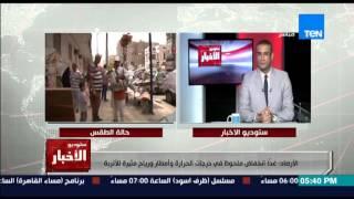بالفيديو.. «الأرصاد» تحذر من عواصف ترابية ورملية تضرب مصر غدًا