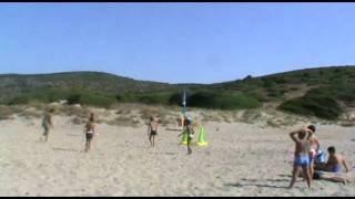 Colonia Marina Sant'Antioco - Giorno 12  - Il mostro della Spiaggia