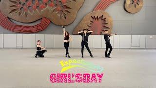 [KPOP IN PUBLIC] Girl's Day(걸스데이) - 'Expectation(기대해)' Dance…