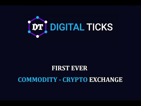 Обзор ICO Digital Ticks