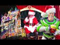 Flurry of Fun and Christmas at Disney's Hollywood Studios