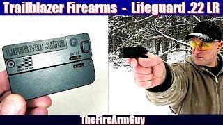 Lifecard .22 LR - Credit Card Size Folding Gun - TheFireArmGuy