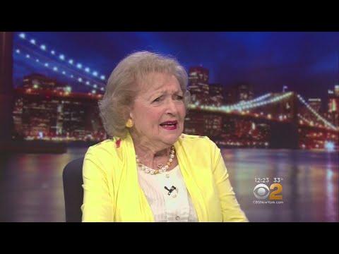 Betty White Turns 96