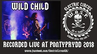 Electric Circus UK (WASP Tribute) - Wild Child (W.A.S.P. cover)