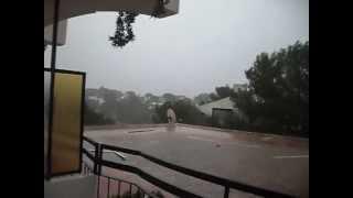 Majorca Storm October 2013