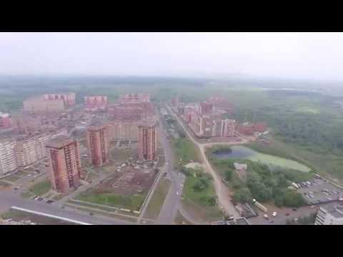 Агидель-ИнвестСтрой. Первый отчетный ролик о ходе строительства жилых домов в микрорайоне Дема