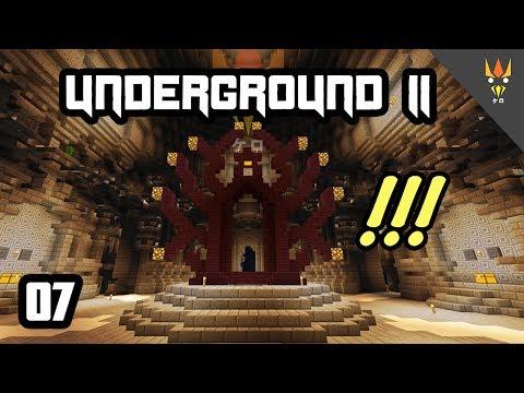 NYAMPE JUGA DI INTRO VIDEO! - Minecraft Underground 2 Indonesia #7