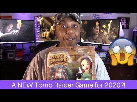 A New Tomb Raider Game in 2020?!
