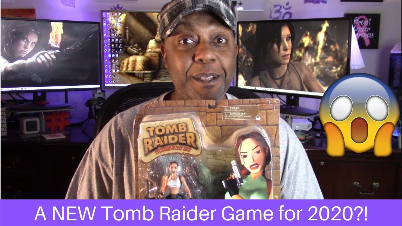 A New Tomb Raider Game In 2020 Youtube