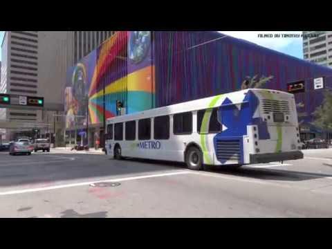 Buses In Cincinnati, Ohio 2018