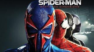 Spider-Man: Shattered Dimensions (Película sub español)