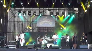 Jah Bongo & the Zion Rock Live @ Tremplin 2015