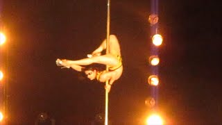 Cyd Sailor - French Pole Dancing Competition 2014