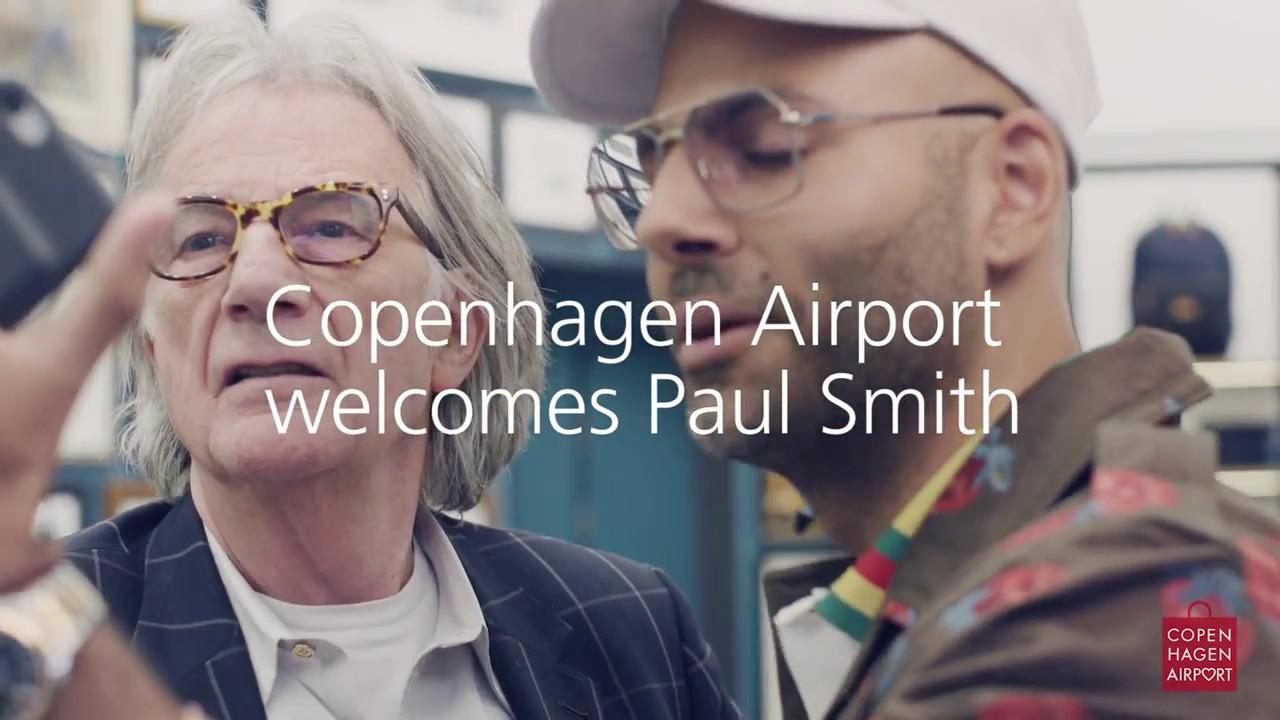a050b1d77652 Københavns Lufthavn og Paul Smith