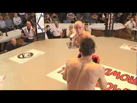 Greg Reeves vs Jedi James Mullady - Throwdown II MMA