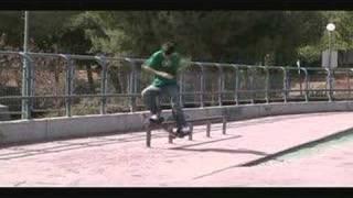 Badass Boardslide