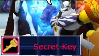 Omnimon's Daily Secret Key Quest | Digimon Masters Online