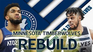 Minnesota Timberwolves Rebuild! D'Angelo Russel! NBA 2K20 MY LEAGUE/Start Today.