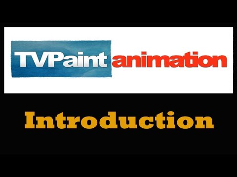 Animation -  TVPaint Animation, a quick start guide