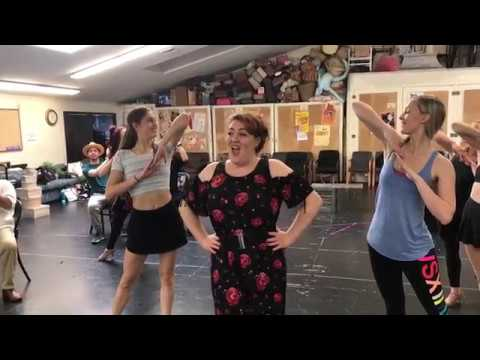 MTW's Guys & Dolls Teaser - Nathan and Adelaide