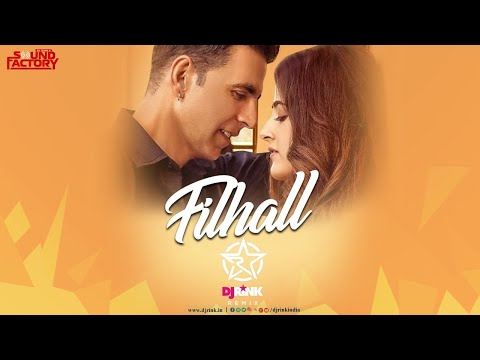 Filhall B Praak   Dj Rink Remix Akshay Kumar Ft Nupur Sanon B Praak  Jaani
